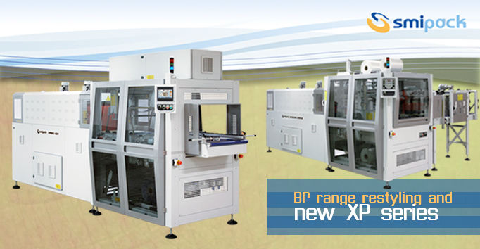 BP range restyling and new XP series