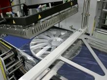 FP6000CS Wheel rim