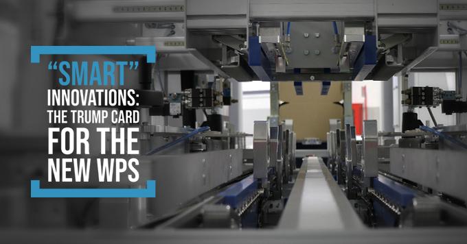 """Innovazioni """"smart"""": la carta vincente per la nuova WPS"""