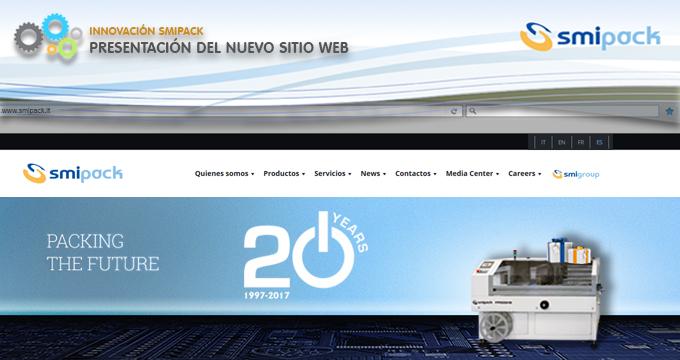 20° aniversario y nuevo sitio web